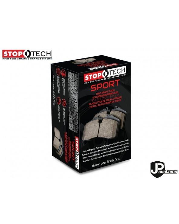 309.11650 StopTech Sport  Brake Pads - Bremsbeläge Vorne VA