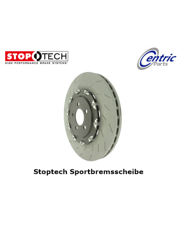 126.63088 StopTech Sport  Brake Rotors - 2-teilige Bremsscheiben Vorne VA